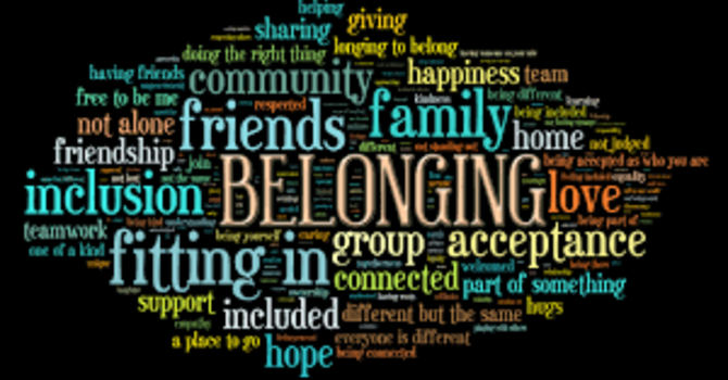 Belonging!