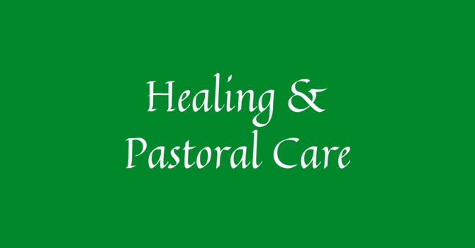 Healing & Pastoral Care