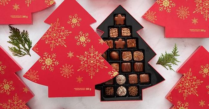Purdys Chocolate Christmas Fundraiser image