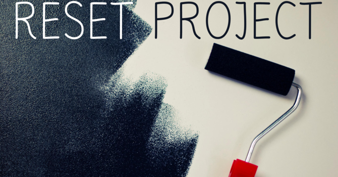 Reset Project image