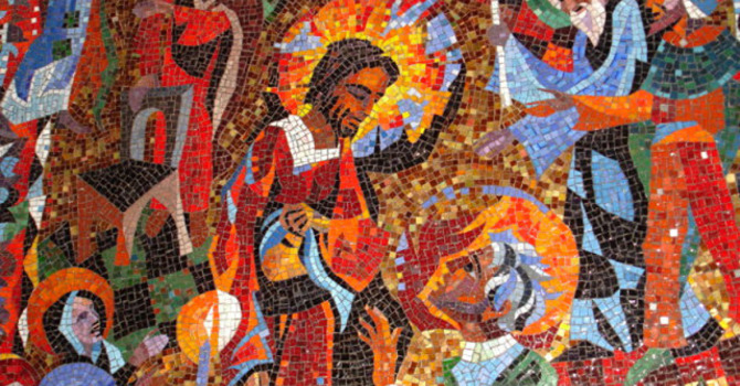Praying the Stations of the Resurrection: 9, 10 and 11 image