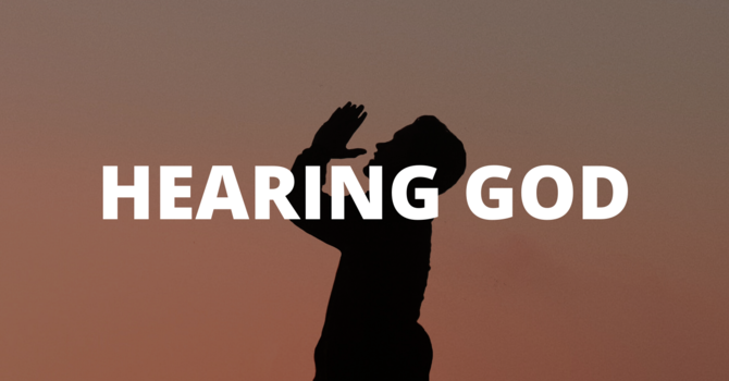 Hearing God Seminar