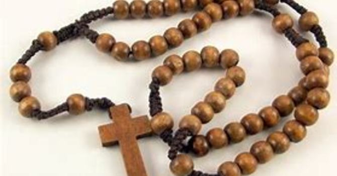Octobre, mois du Rosaire - October, Month of the Rosary