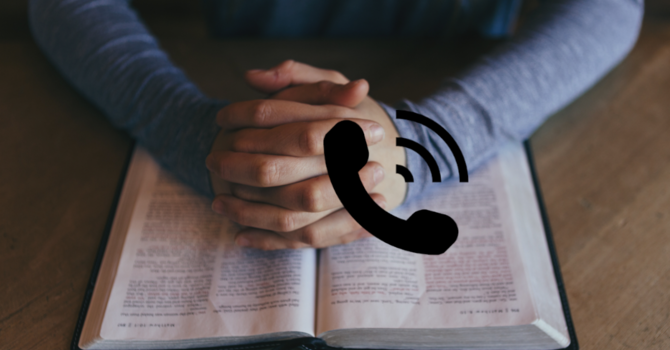 Prayer Meeting - Online details