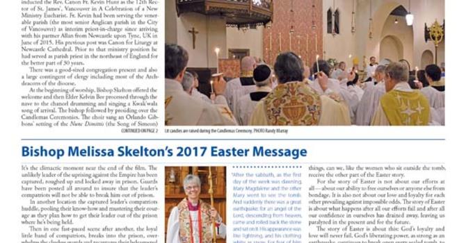April 2017 Topic image