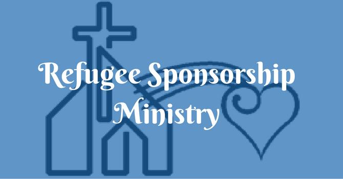 Refugee Sponsorship Ministry