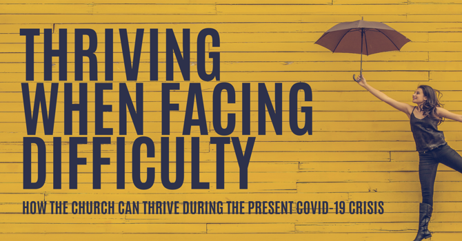 Thriving When Facing Difficulty image
