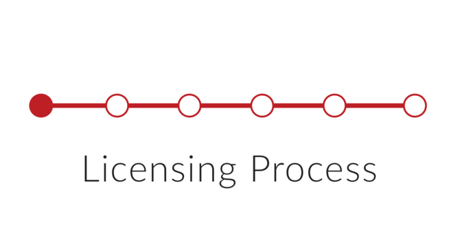 Licensing Process