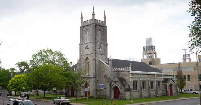 St. James', Kingston