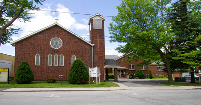 St. Lukes, Kingston