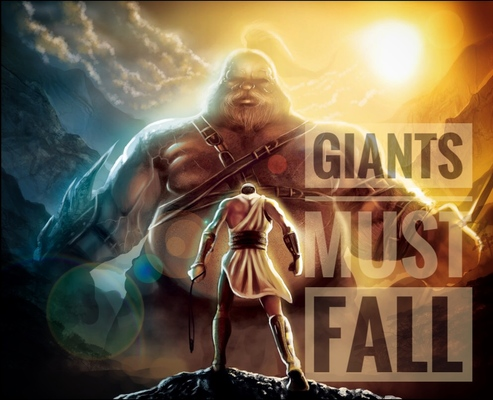GIANTS MUST FALL
