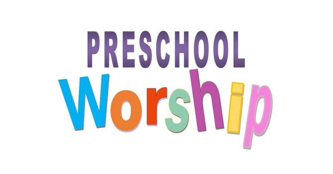 August 1 Preschool Worship (God's Creativity)