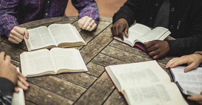 Men's Bible Study LifeGroup