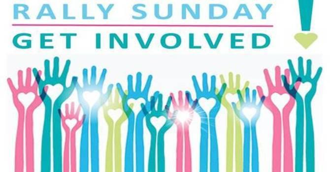 Rally Sunday! image