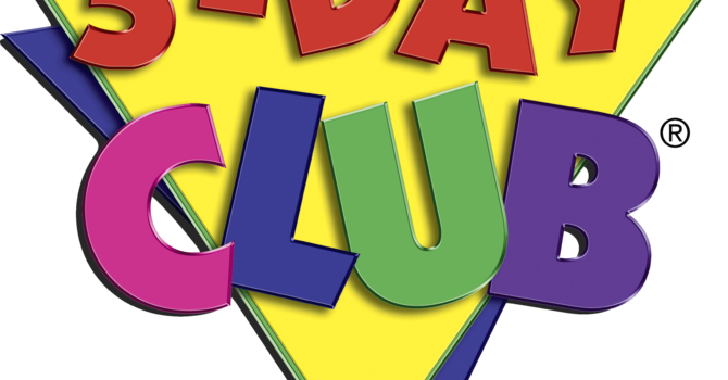 5-Day Club: August 3-7 image
