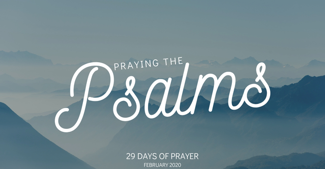 29 days of Prayer image