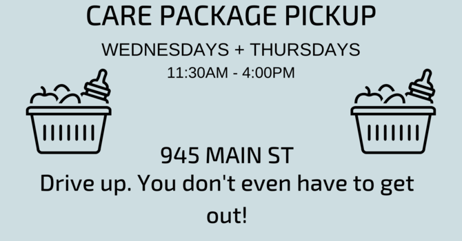 Community Care Packages image