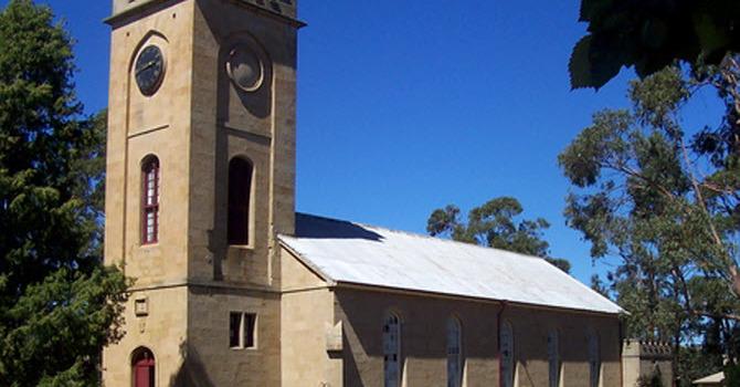 Coal River Valley Church