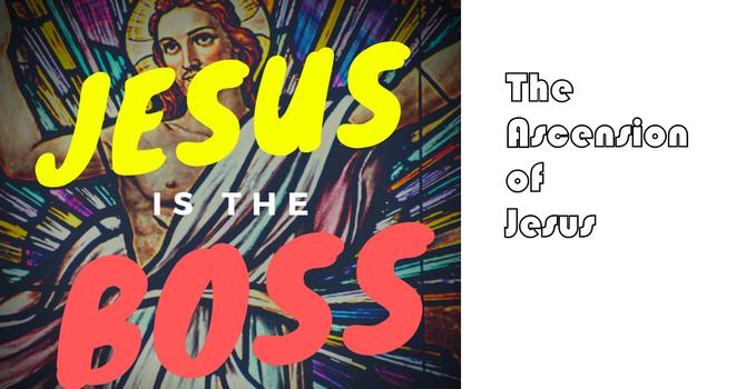 The Ascended Jesus