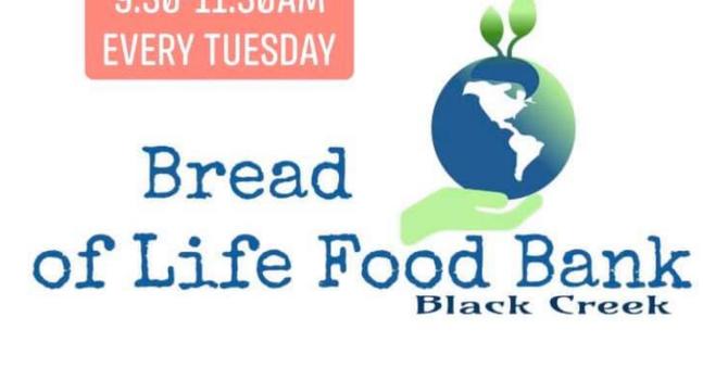 Black Creek Bread of Life Food Bank image