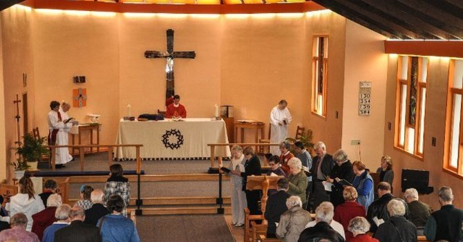Holy Eucharist -Sunday Service