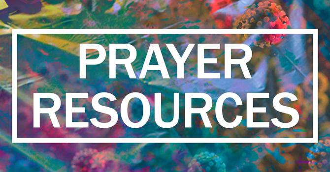 Prayer Rescources