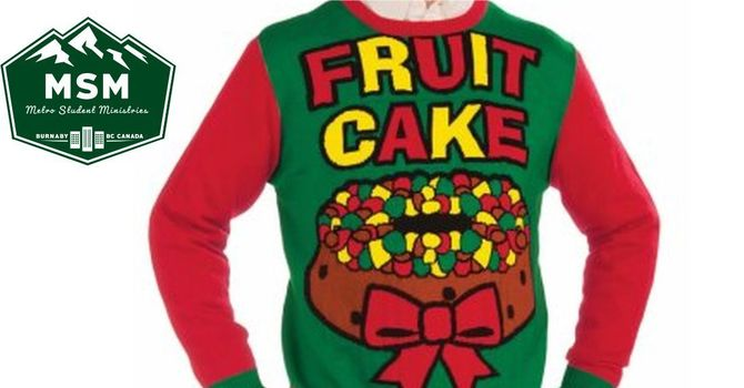 MSM Ugly Sweater Christmas Party