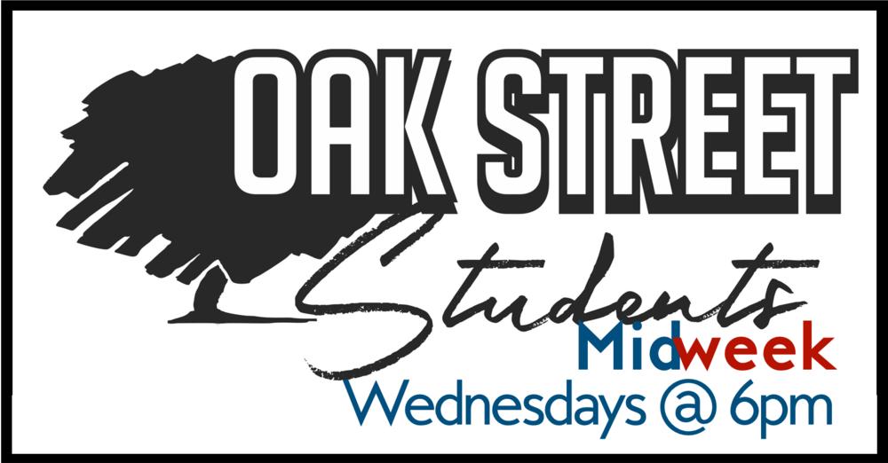 Oak Street Students Midweek
