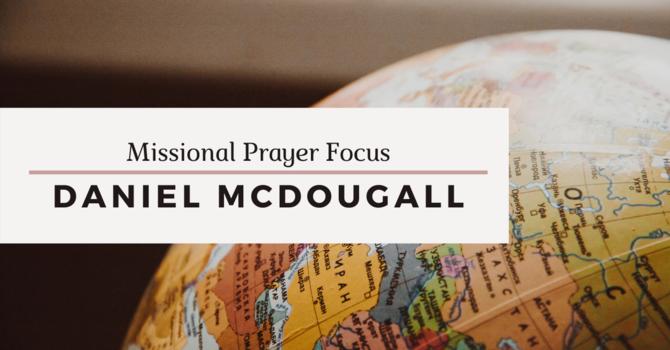 Missional Prayer Focus - May 10, 2020 image