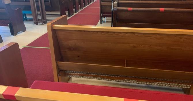 Limited-Seating Worship Service image