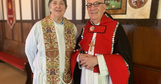 Bishop Logan Retirement letter image