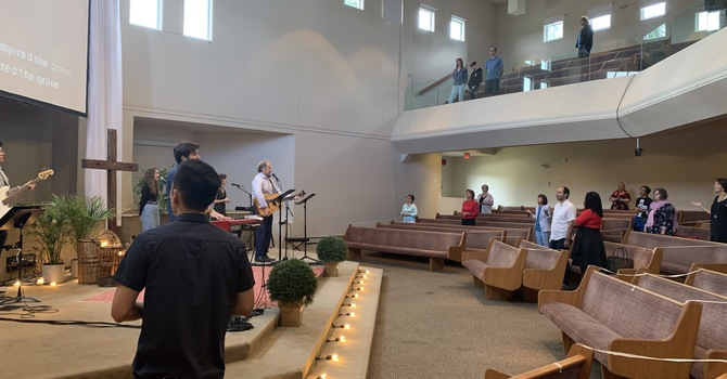 3 Ways to Participate in Sunday Services image