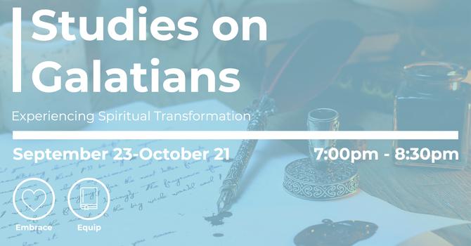 Studies on Galatians