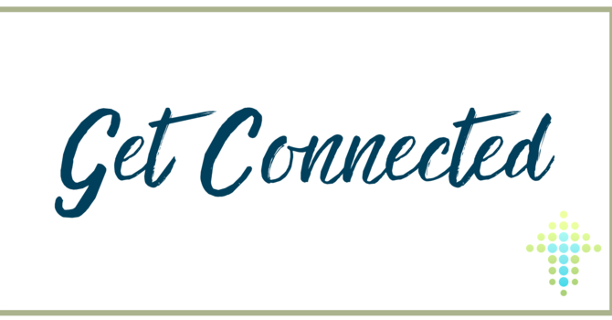 Let's Keep Connected! image