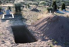Alg empty grave cemetery jpg