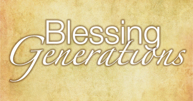 Blessing Generations