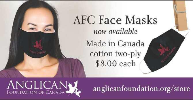 Anglican Foundation Cloth Masks