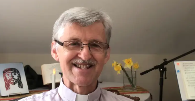 Andrew's Message for Easter & Pentecost Seasons image