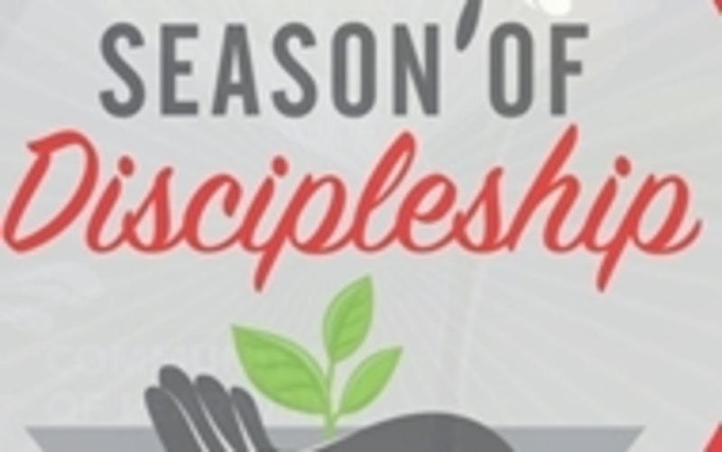 Being A Disciple of Jesus