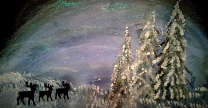 Christmas Night in Canada