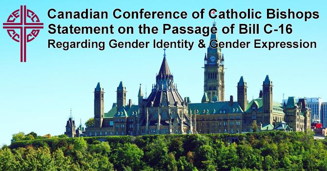 CCCB Statement on Passage of Bill C-16 image