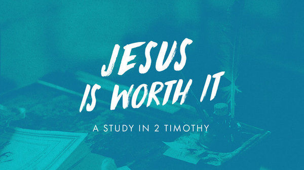 Jesus is Worth it