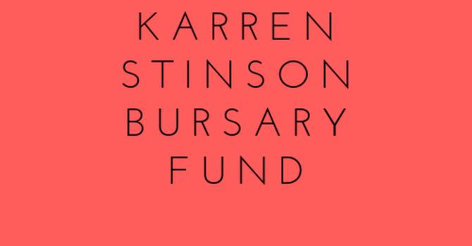 Karren Stinson Bursary Fund