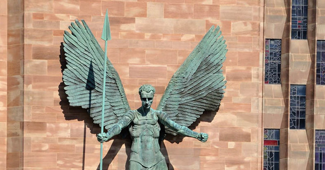 St. Michael - A Healer Who Directs Us image