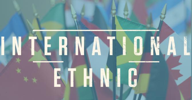 International & Ethnic Ministries