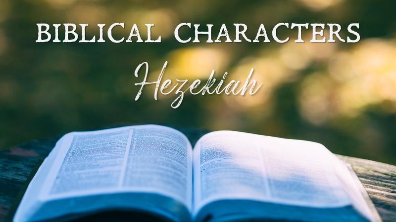 Hezekiah and the Shifting Shadows