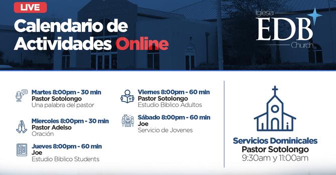 Calendario - Servicios Online Click Here image