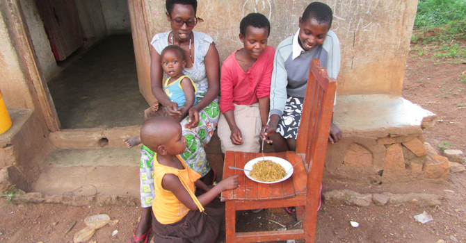 Soup to Burundi