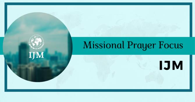 International Justice Mission image