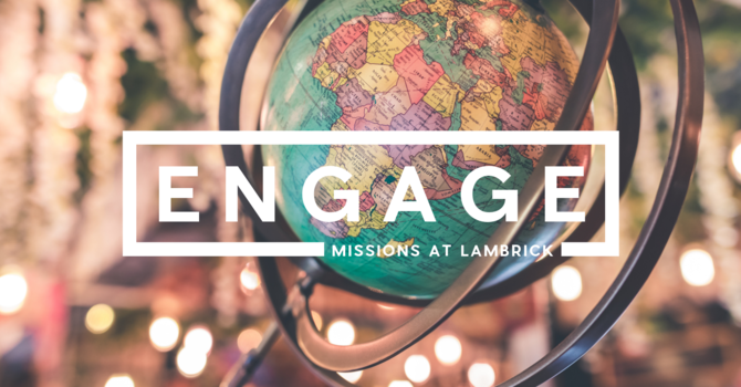 Trip to Visit Missional Partners in India - Spring 2020 image